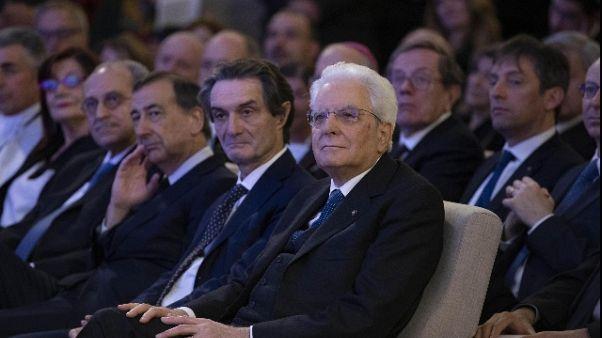 Giochi 2026: Sala, supporto Mattarella