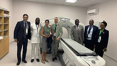 Fight against cancer: GE Healthcare collaborates with Nigeria Sovereign Investment Authority (NSIA) to advance early cancer detection in Nigeria