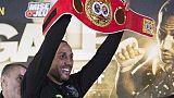 Boxe:ex campione supermedi DeGale lascia