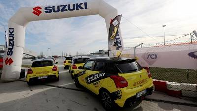 Il Rally Italia Talent sbarca in Sicilia