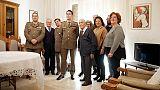 Esercito: reduce festeggiato a 107 anni