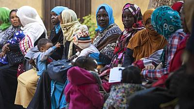 UNHCR urges critical support for refugees in Egypt