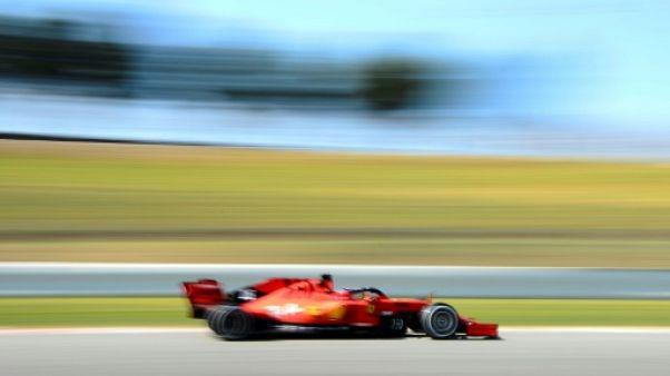 F1: Normal que Vettel soit favorisé, estime Charles Leclerc