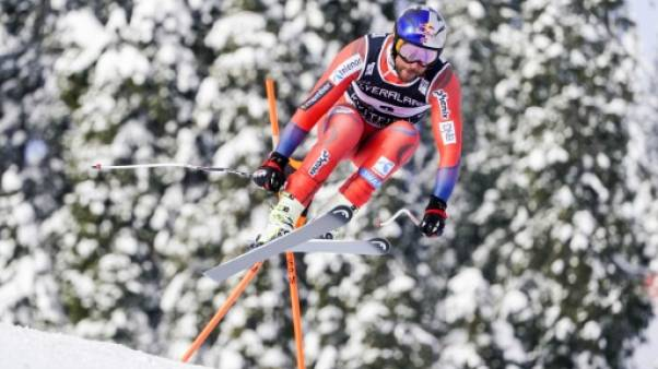 Ski alpin: le programme des épreuves de Kvitfjell modifié à cause du vent