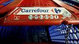 Retailer Carrefour raises cost savings goal under overhaul plan