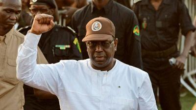 """Macky Sall, l'""""entêté"""" qui pilotera le Sénégal cinq ans de plus"""