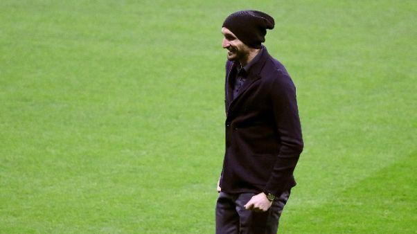Juve: Chiellini, a Napoli per ko finale