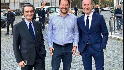 Autonomia:Salvini, dossier entro weekend