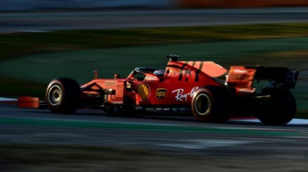 F1: Leclerc fait tomber les temps, Gasly et Stroll au tapis lors de la 6e journée d'essais