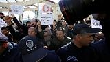 Algerian police disperse journalists protesting in capital