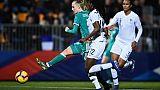 Amical: les Bleues battues par l'Allemagne 1-0 à moins de 100 jours du Mondial