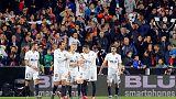 بلنسية يواجه برشلونة في نهائي كأس ملك إسبانيا بعد عبور بيتيس