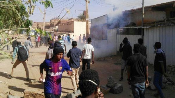Soudan: 8 personnes condamnées à de la prison pour avoir manifesté