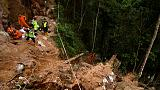 Indonesian rescuers amputate miner's leg to save him from collapsed mine