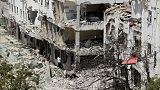 انتهاء معركة مع متشددين في مقديشو ومقتل 29 مدنيا على الأقل