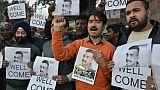 """""""Geste de paix"""": le Pakistan remet à l'Inde un pilote capturé au Cachemire"""