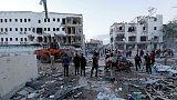 Somali militant siege ends, at least 29 civilians dead