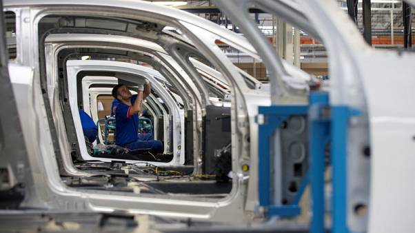 Euro zone February factory growth slammed into reverse - PMI