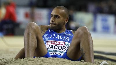 Atletica:Europei indoor,Jacobs eliminato
