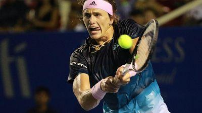 Tennis: Zverev in semifinale ad Acapulco