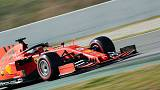Ferrari and Mercedes neck-and-neck as F1 testing ends