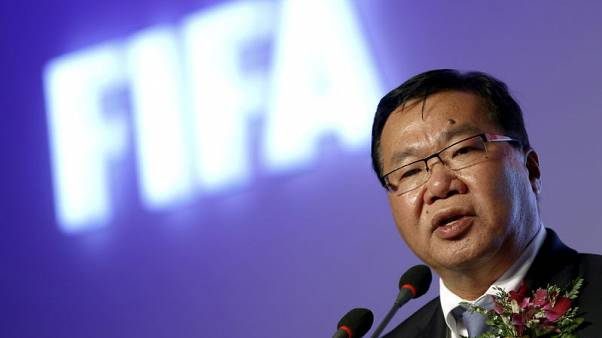 FIFA bans, fines former Papua New Guinea soccer boss Chung