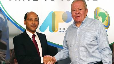Rugby Africa to continue groundbreaking partnership with APO Group