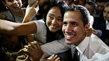 Washington cranks up Venezuela sanctions as Guaido tours South America