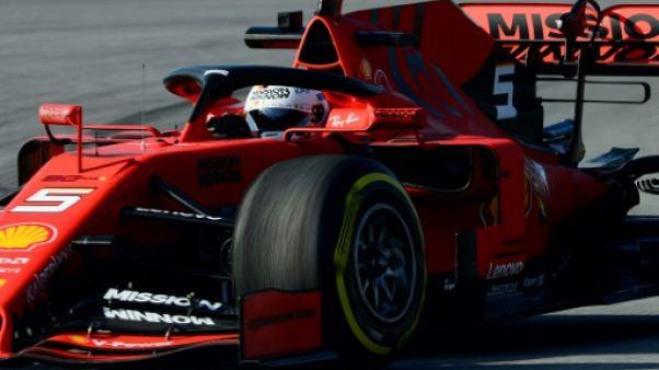 F1: Vettel devant mais pour combien de temps ?