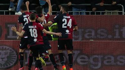 Serie A: Cagliari-Inter 2-1