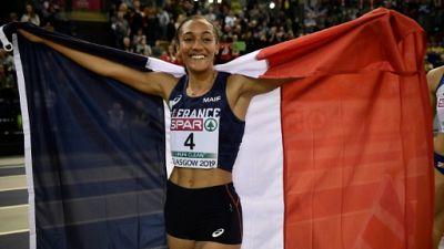 Euro d'athlétisme: Ndama sème des promesses