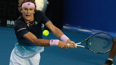 Tennis:ad Acapulco finale Zverev-Kyrgios