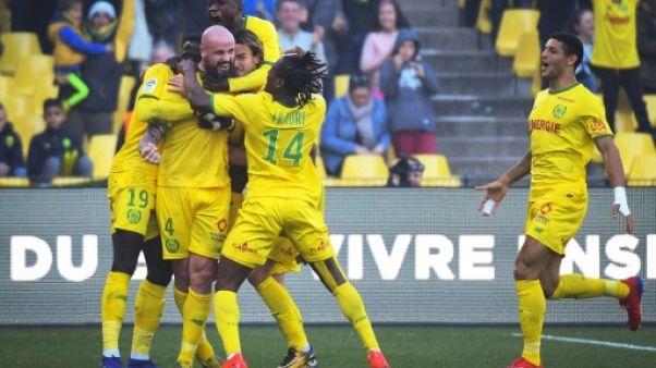 Ligue 1: pour le Nantais Nicolas Pallois, le terrain comme thérapie