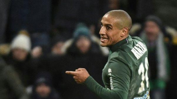 Ligue 1: avec Saint-Etienne, Khazri veut retrouver le chemin des filets