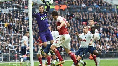 Premier League: Tottenham-Arsenal 1-1