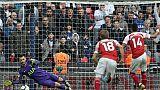 Angleterre: Tottenham cale encore contre Arsenal mais Lloris sauve un point