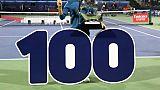 Roger Federer remporte à Dubaï le 100e titre de sa carrière