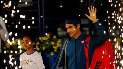 Federer, quota 100 sogno indescrivibile