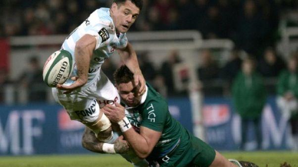 Rugby: Dan Carter ne reviendra pas au Racing 92 pour raisons médicales
