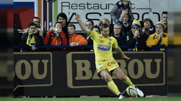 Top 14: Clermont n'a pas tremblé face à Grenoble