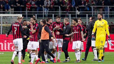 Musacchio, sorpasso a Inter importante