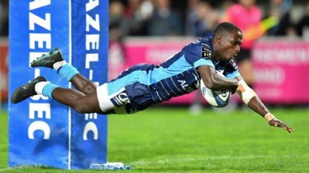 Top 14: Montpellier se réveille et éteint Bordeaux