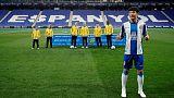 Wu Lei becomes first Chinese goalscorer in La Liga