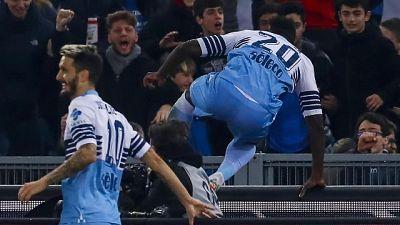 Serie A: Lazio-Roma 3-0
