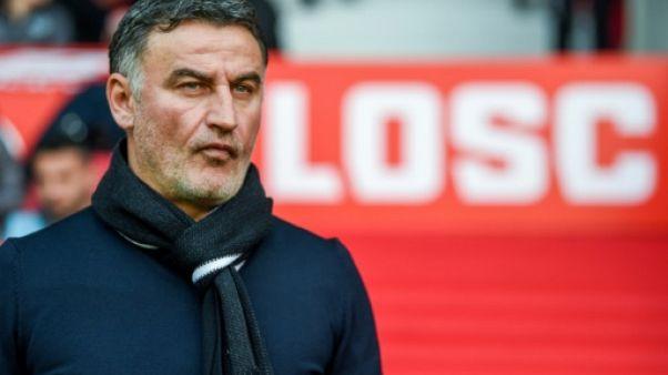 Ligue 1: Lille ne panique pas et veut reprendre sa marche en avant