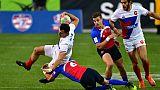 Circuit mondial de rugby à VII: la France battue par le Chili à Las Vegas
