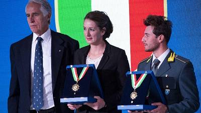 Vela: gli Oscar dell'anno a Roma