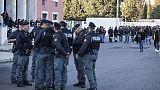 Derby Lazio-Roma, un arresto e daspo