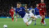 Liverpool held in goalless derby at Everton, stay second
