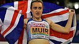 Euro d'athlétisme: Laura Muir indomptable!